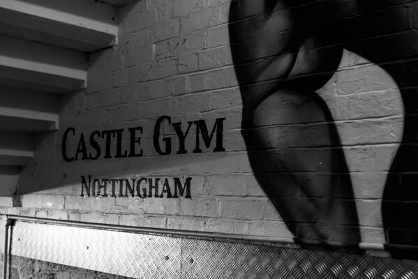 Castle Gym Personal Trainer