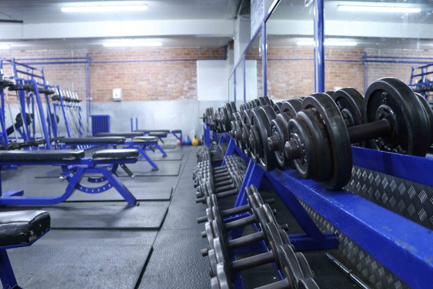 Castle Gym Weights
